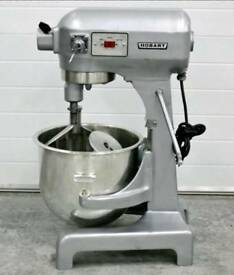Dough mixer service and repair