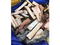 Seasoned Split Firewood 🔥Dry Logs