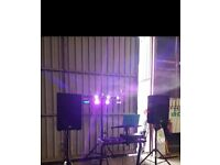 Mobile DJ covering events in The Scottish Borders and Midlothian