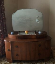 Upcycle project Retro dressing table