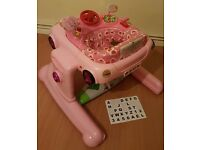 Mothercare 3 in 1 Car Walker - Pink