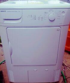 Beko 6kg condenser dryer