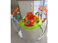 Fisher Price Jumperoo - Excellent condition
