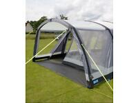 Kampa studland air pro porch fits 6 and 8 berth tents