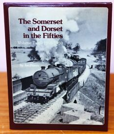 THE SOMERSET AND DORSET IN THE FIFTIES VOLUME 2 BY IVO PETERS