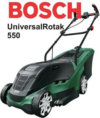 Bosch UniversalRotak 550 Corded Electric Rotary Lawnmower Rotak 550 37cm cut