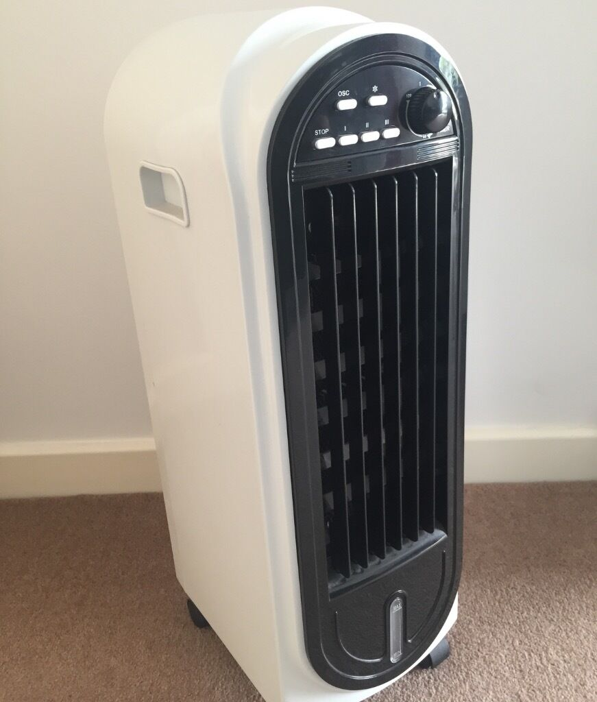 Blyss Ac50m Air Cooler New Condition Hardly Used 40 Half Price