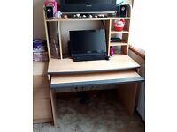 children's computer desk