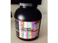 reflex nutrition vegan protein powder 1.2k strawberry rrp £53.99 selling for £30.00