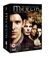 MERLIN - The Complete Series Collection BOX SET