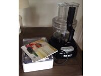 Onxy Black KitchenAid Food Processor - Reigate