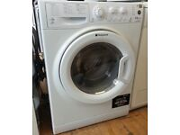 Hotpoint WDAL8640 all in one Washer Dryer 8kg wash load 1400 final spin