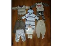 Boys clothes bundle 0 - 12months