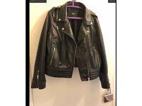 062c5516 Leather jacket | Women's Coats & Jackets for Sale - Gumtree