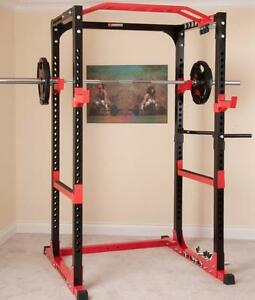 eSPORT BODYBUILDING POWER Rack  PAKIGE # 1 No Retail mark up, and save, we use what we sale KELOWNA WAREHOUSE