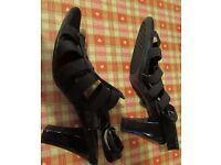 2x Pairs Womens Size 7 Shoes