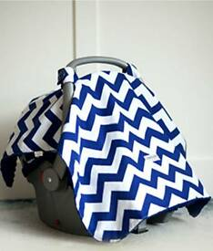 Baby infant Car seat cover/canopy