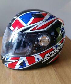 Arai Scorpion Exo-1000 Air motorcycle helmet, size S