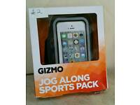 Gizmo jogalong armband for phone/mp3 NEW