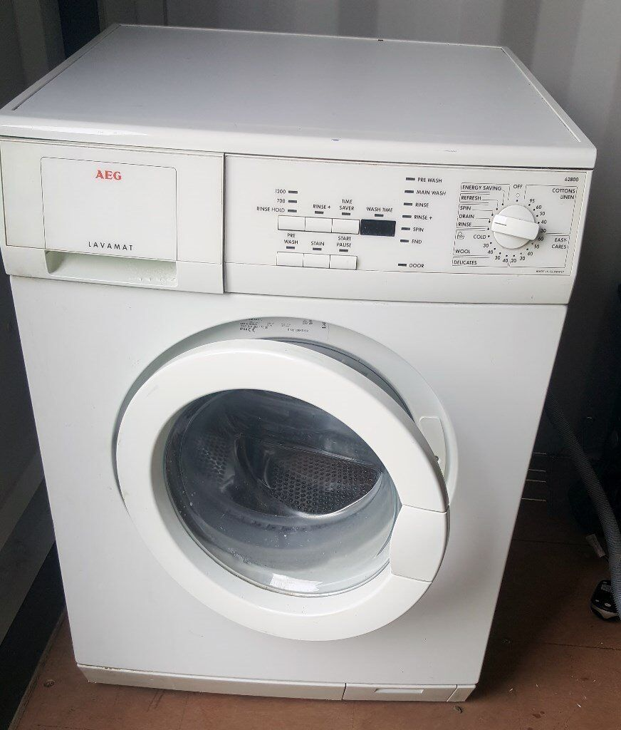 aeg lavamat washing machine in dewsbury west yorkshire. Black Bedroom Furniture Sets. Home Design Ideas