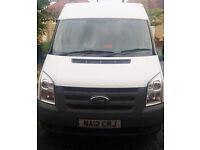 Ford Transit NO VAT! 2.4 TDCi 350 LWB Medium Roof Van Duratorq
