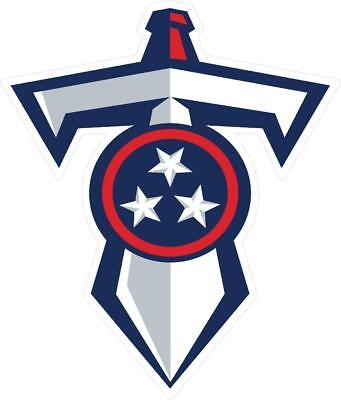 Tennessee Titans Decal ~ Car / Truck Vinyl Sticker - Wall Graphics, - Titans Tennessee
