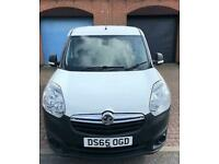 Vauxhall Combo mobile valeting business