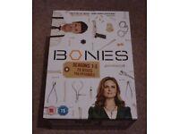 Bones season 1-5 DVD box set