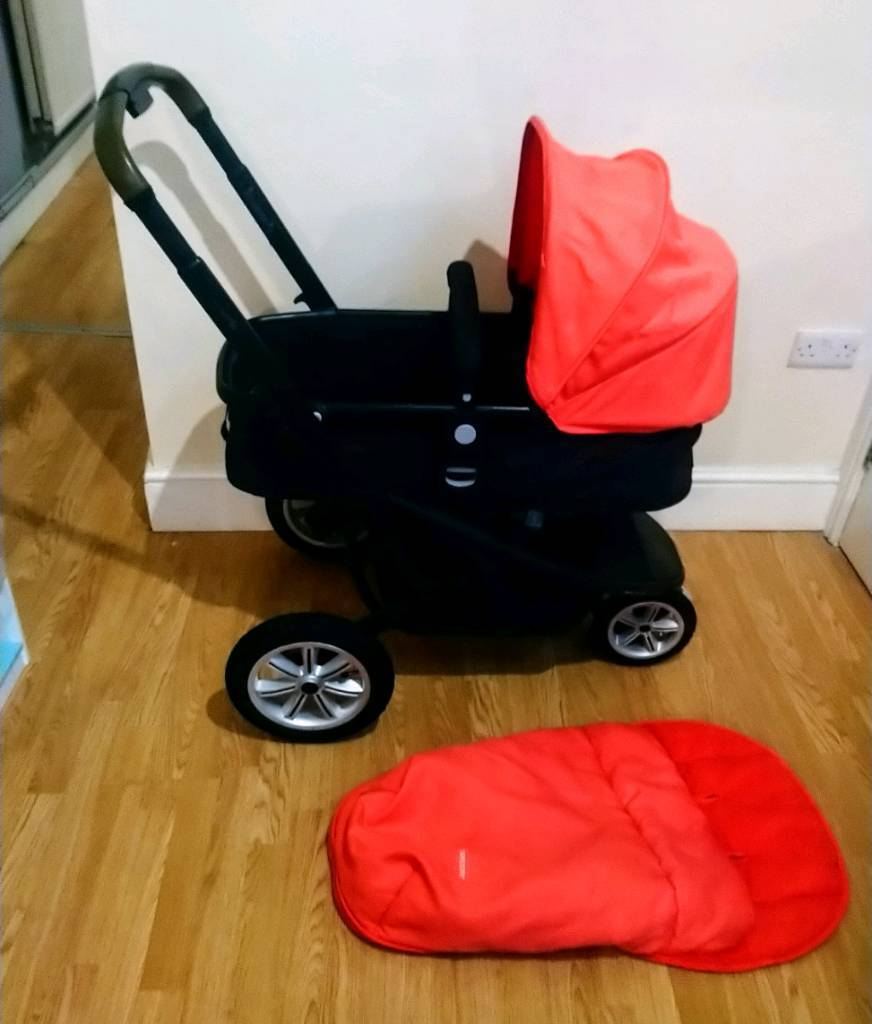 Popular Brand Mothercare Carry Cot Good Condition Cribs