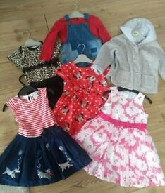 Girls clothing bundle (18-24 months)