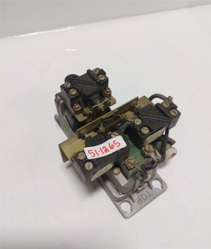 GENERAL ELECTRIC TIME DELAY RELAY  CR2820B211AA42