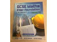 Collins GCSE MATHS Course Book for Edexcel A