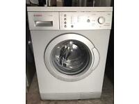 BOSCH Classixx 1200S Express Free Standing Washing Machine Good Condition & Fully Working Order