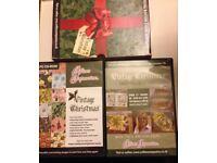 Vintage Christmas cd & dvd box set