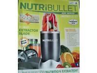 Nutribullet 12 Piece Juicer Blender 600 W