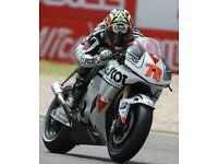 #ARAI VIPER GT MOTORCYCLE HELMET - YUKI TAKAHASHI - SMALL - EXCEL COND - £135 #shoei #agv #hjc