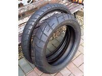 Pirelli Scorpion Trail Motorbike Tyres