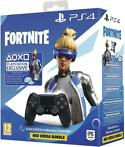 Sony Dual Shock 4 Controller V2 (Black) + Fortnite Neo Ve...