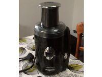 Magimix Le Duo Plus XL Juice Extractor, Black.
