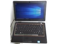"Dell Latitude E6320 13.3"" Intel i5 4GB 320GB Windows 10 Pro"