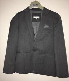 Suit jacket, waistcoat, shirt and tie, RJR John Rocha, age 12