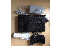 Nintendo Wii U Console - 32GB - Black