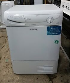 FREE DELIVERY Hotpoint 7KG condenser tumble dryer WARRANTY