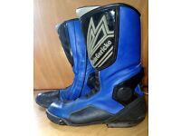 Hein Gericke pro sports boots
