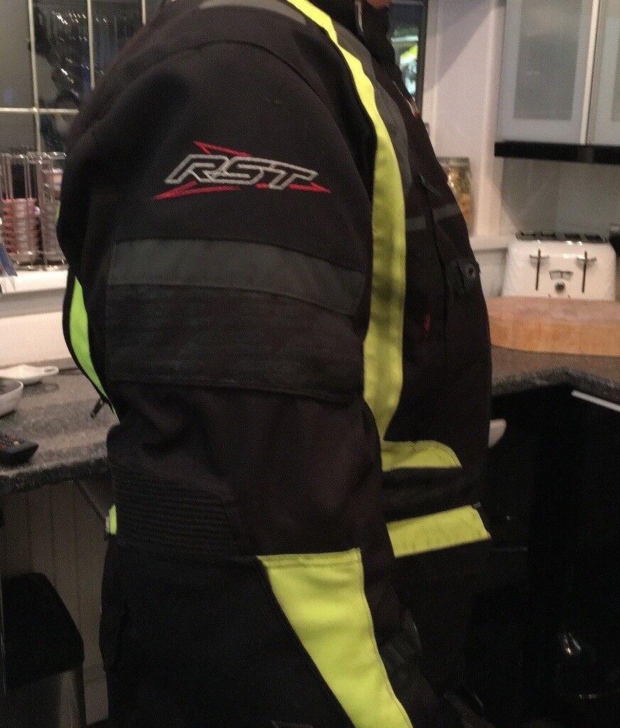 RST motorbike jacket