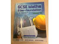 Collins GCSE MATHS Course Book for Edexcel A