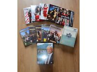 A VARIETY OF DVD,S