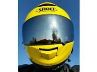 Shoei GT Air motorcycle helmet