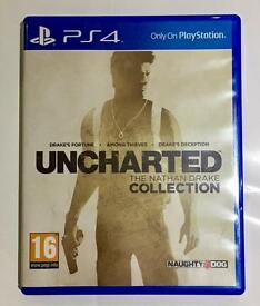 Uncharted Collection *Will post*