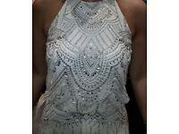 Monsoon Wedding Dress - brand new with tags - Clara Embellished Bridal Maxi Dress